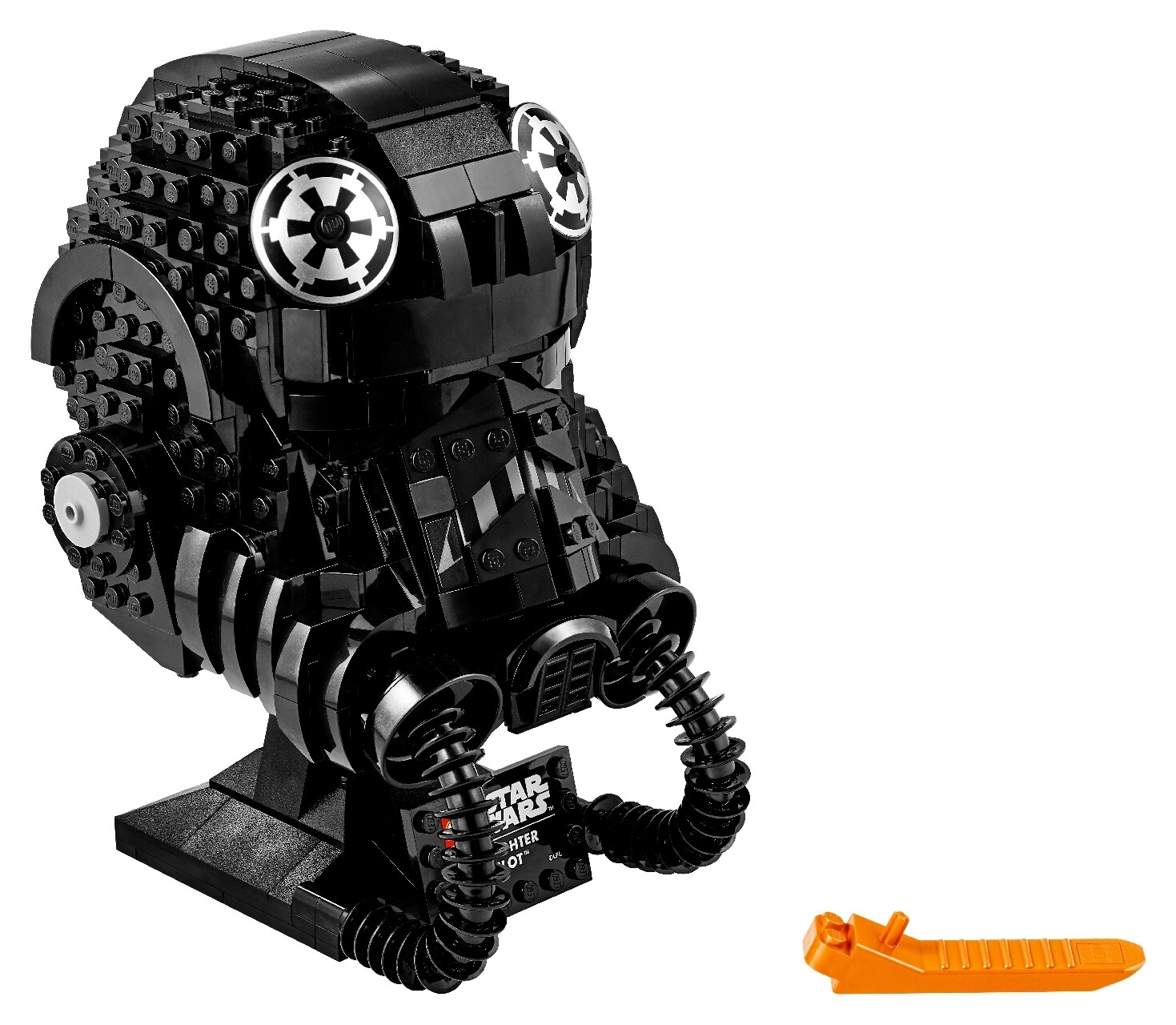 LEGO® Star Wars™ TIE Fighter Pilot™ Helmet