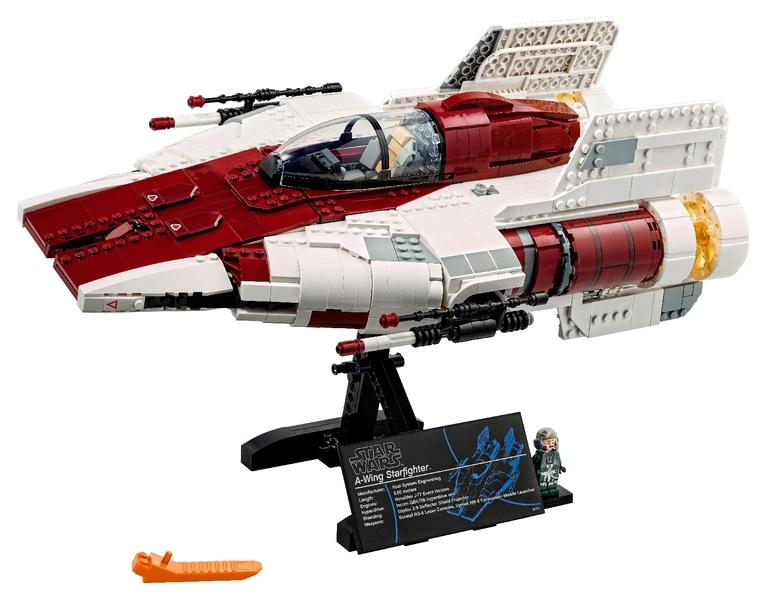 LEGO® A-wing Starfighter™