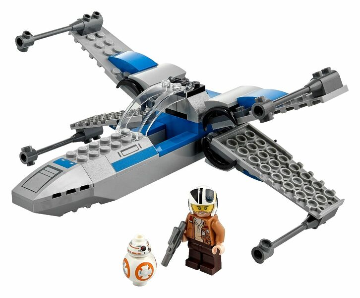 LEGO® Star Wars™ Resistance X-Wing™