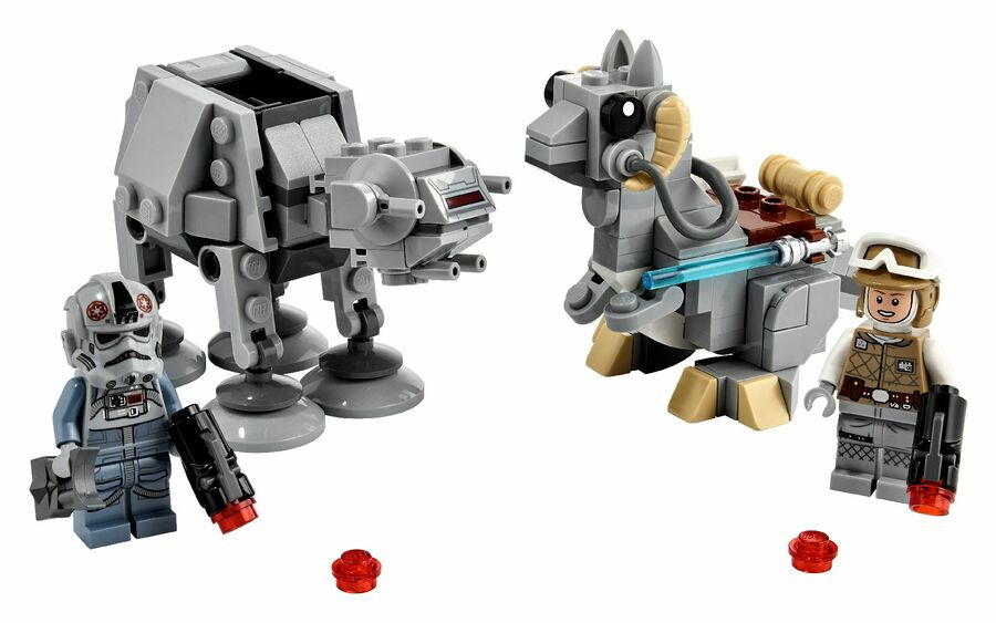 LEGO® Star Wars™ AT-AT™ vs. Tauntaun™ Microfighters