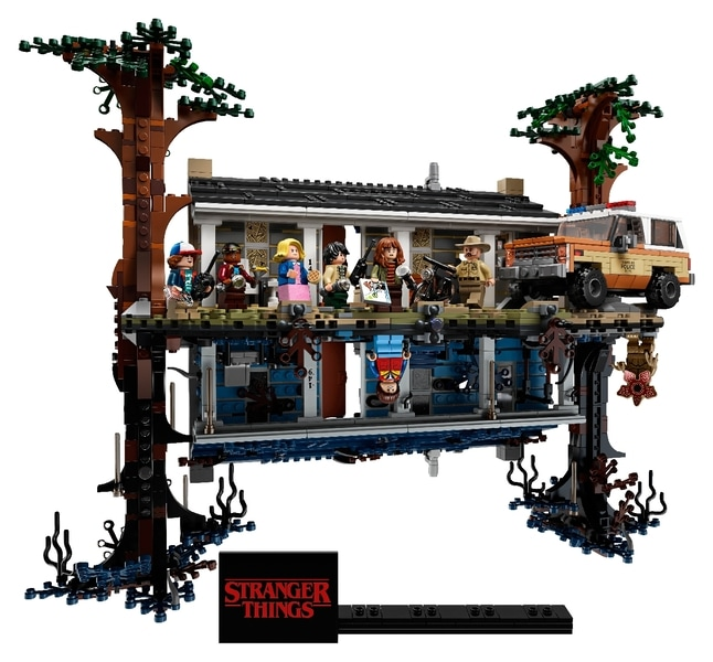 LEGO® Stranger Things - The Upside Down