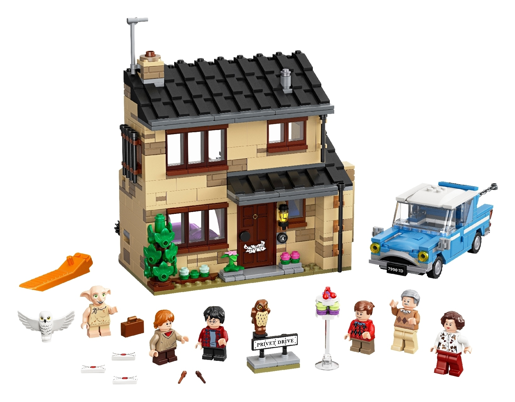 LEGO® Harry Potter™ 4 Privet Drive