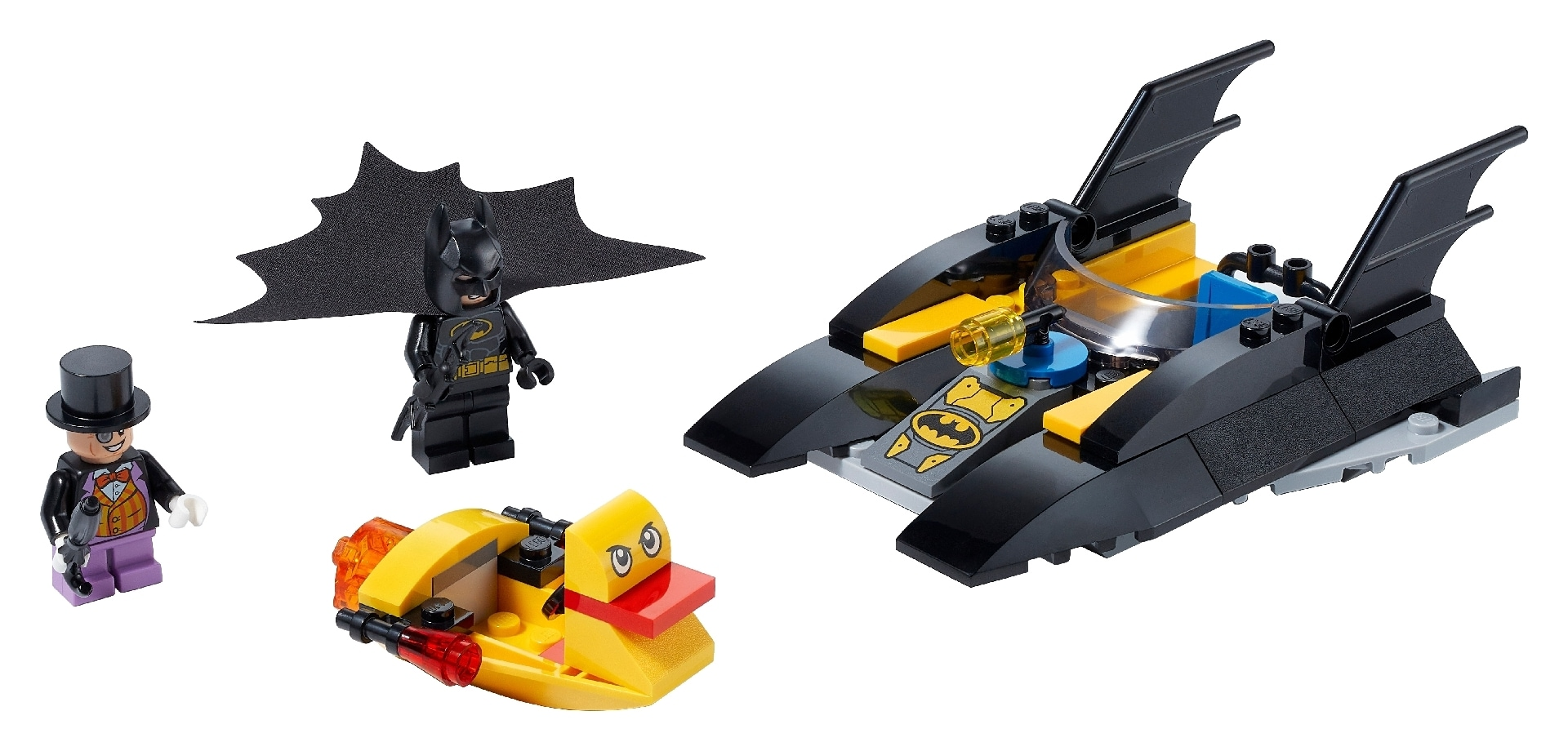 LEGO® Batman™ Batboat The Penguin Pursuit!