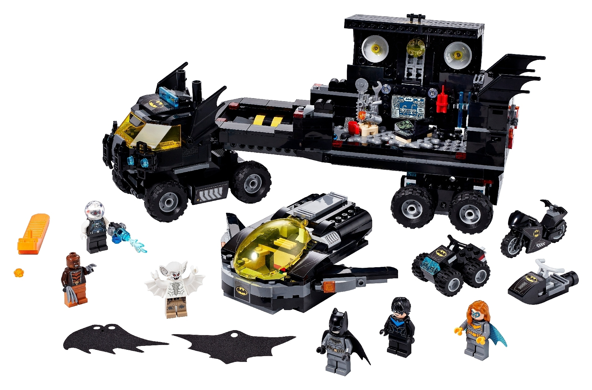 LEGO® Batman™ Mobile Bat Base