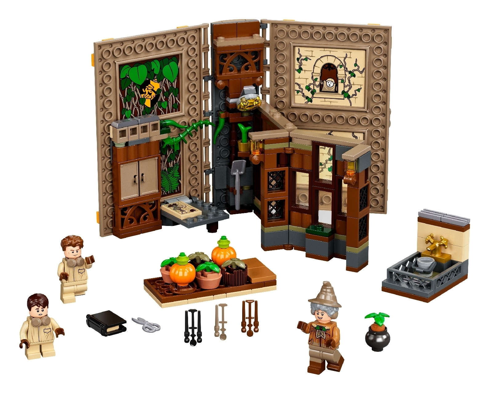 LEGO® Harry Potter™ Hogwarts™ Moment: Herbology Class