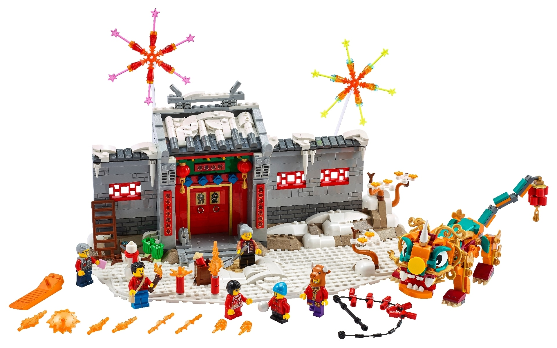 LEGO® Story of Nian